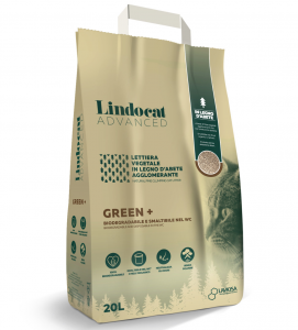 Lindocat Advanced - Green + - 20 litri