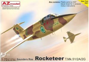 Saunders Roe Rocketeer T.Mk.51/2A/2G