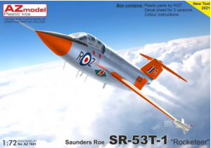 Saunders Roe SR.53T-1