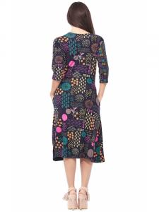 Robe longue confortable | Vêtements grande taille en ligne