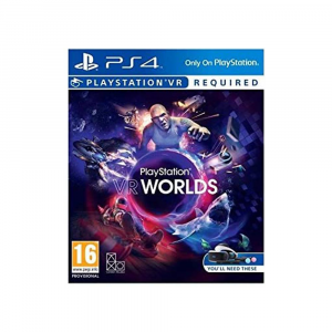 PlayStation VR Worlds - usato - PS4 / PSVR