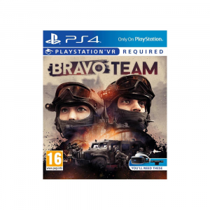 Bravo Team - usato - PS4 / PSVR