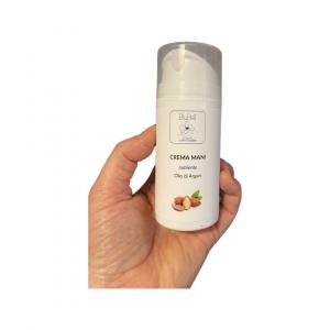 Crema Mani Nutriente all'Olio di Argan