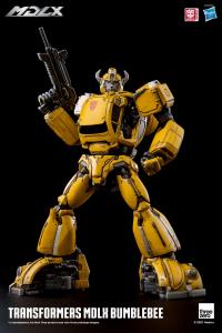 *PREORDER* Transformers Bumblebee MDLX: BUMBLEBEE by ThreeZero