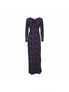 Robe longue viscose d'hiver  | Vêtements pour femmes - hiver - automne