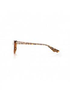 Vintage sunglasses with transparent lens