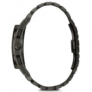 Bulova Orologio Curv Progressive,  Crono Acciaio I.P. Black