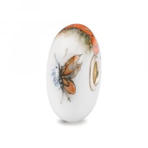 Bead Zucca in Porcellana