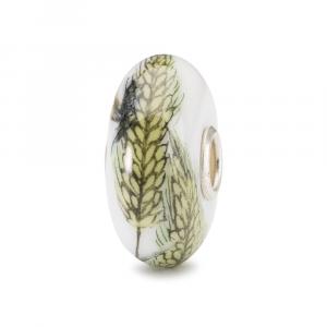 Bead Spighe di grano in Porcellana