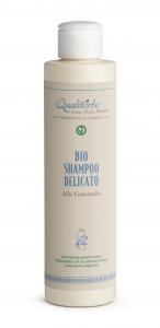 Bio Doccia Shampoo delicato alla Camomilla 100% Naturale by Qualiterbe
