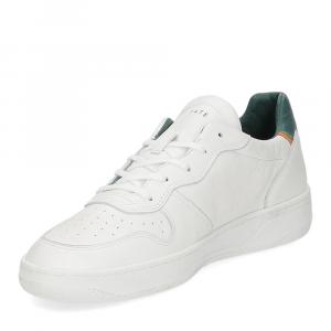 D.A.T.E. Court pure white green-4