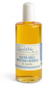 Olio pre-shampoo nutriente al Jojoba 100% Naturale by Qualiterbe