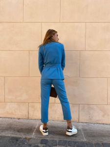 Pantalone Icaro celestre Hanami D'or