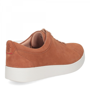 Fitflop Rally suede sneaker light tan-5