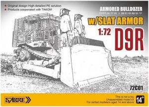 D9R Armoured Bulldozer
