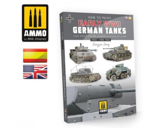 Early WWII German Tanks