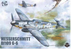 Messerschmitt Me-109G-6
