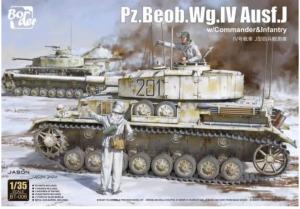 Panzer Beob.Wg. IV Ausf. J