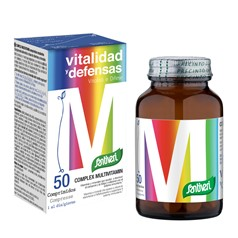 COMPLEX MULTIVITAMIN 50 COMPRESSE