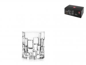 Rcr Etna Set 6 Bicchieri Dof, Vetro, 33cl
