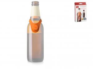 6 Tappi/marcat Silicone Per Birra