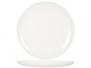Confezione 6 Piatti Opale Premiere Pizza Bianco 32