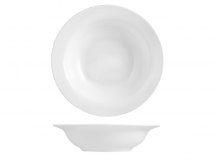 Coppetta in porcellana Bone China, A 16 cm, bianco