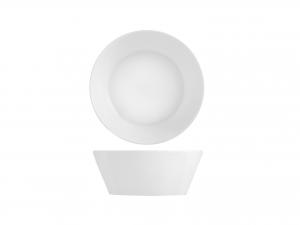 Coppetta in porcellana Bone China, A 14 cm, bianco