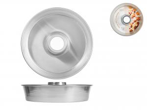 Tortiera In Alluminio Alta C/tub Cm24 H6