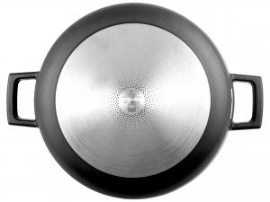 H&h Alessandro Borghese Equipe Tegame Antiaderente, 28cm, Induzione