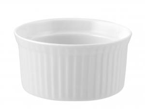 Ramequin Porcellana Bianco Cm6,5xh3,5    A0936
