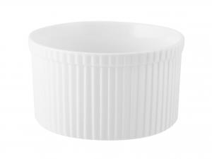 Ramequin Porcellana Bianco Cm14,5xh8     A6971
