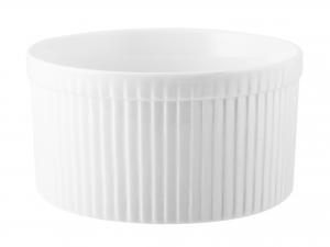 Ramequin Porcellana Bianco Cm18xh10      A8825