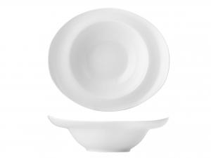 Coppa In Porcellana, ø 29 Cm, Bianco