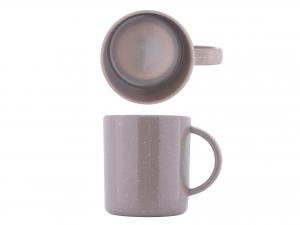6 Tazzoni Mug In Melamina Tortora  Cc345 2/25