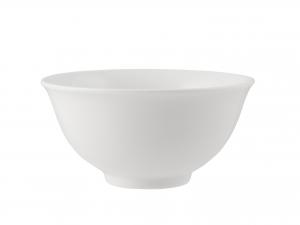 Coppetta In Porcellana, ø 13 Cm, Bianco