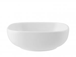 Coppetta In Porcellana, 10,5x9 Cm, Bianco