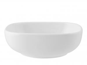 Coppa In Porcellana, 16x13 Cm, Bianco