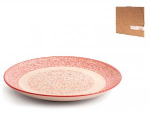H&h Madame Piatto Tondo, Stoneware, 30cm
