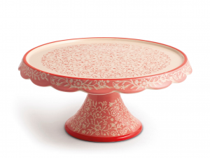 H&h Madame Alzata, Stoneware, 24xh12cm
