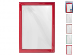 Specchio Rettangolare 17,8x25,2 Assortiti 662/1bl