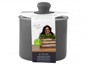 H&h Alessandro Borghese Greencook Bollilatte, Stone, Cm14