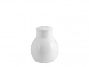 Spargisale Porcellana Merano Bianco