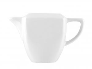 Lattiera In Porcellana, 220 Ml, Bianco