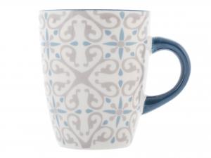 Confezione 6 Mug In Stoneware Ischia Cc340