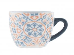 Confezione 6 Tazze Caffe'stw Capri Senza Piatto Cc95