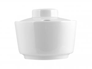 Zuccheriera Porcellana Hel Bianco 0,2       Kh