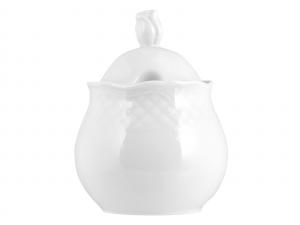 Zuccheriera Porcellana Arianna Bianco Cc250