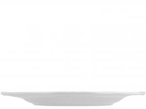 Piatto In Porcellana Afrodite Tondo Cm30,5