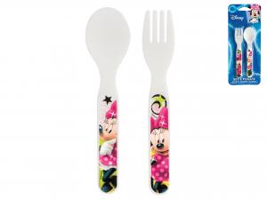 Set Posate Minnie Doodle Disney